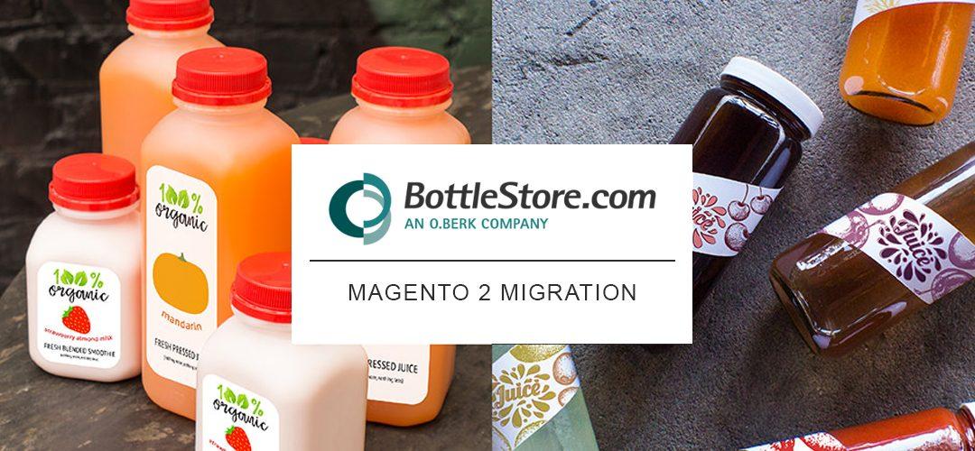 Bottlestore.com – an O.Berk Company | Case Study