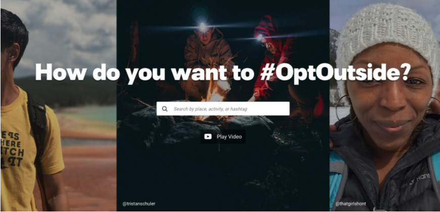 REI opt outside campaign